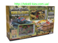 Танковый бой World of Tanks