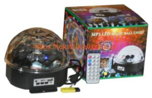 Диско куля MP3 Led Magic Ball