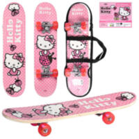 Скейтборд Hello Kitty НК 0052